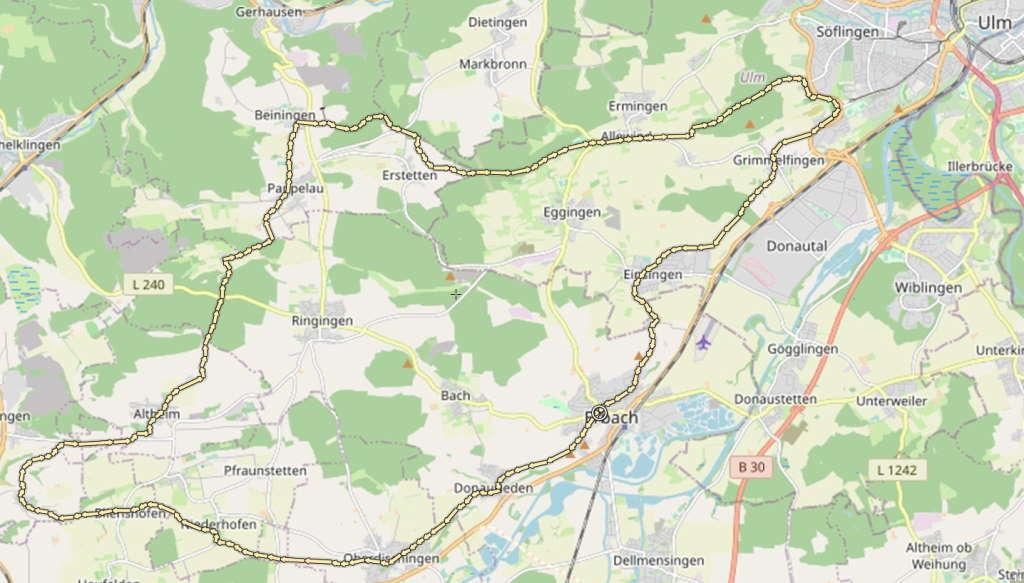 Alb-Donau-Kreis-Radtour 14
