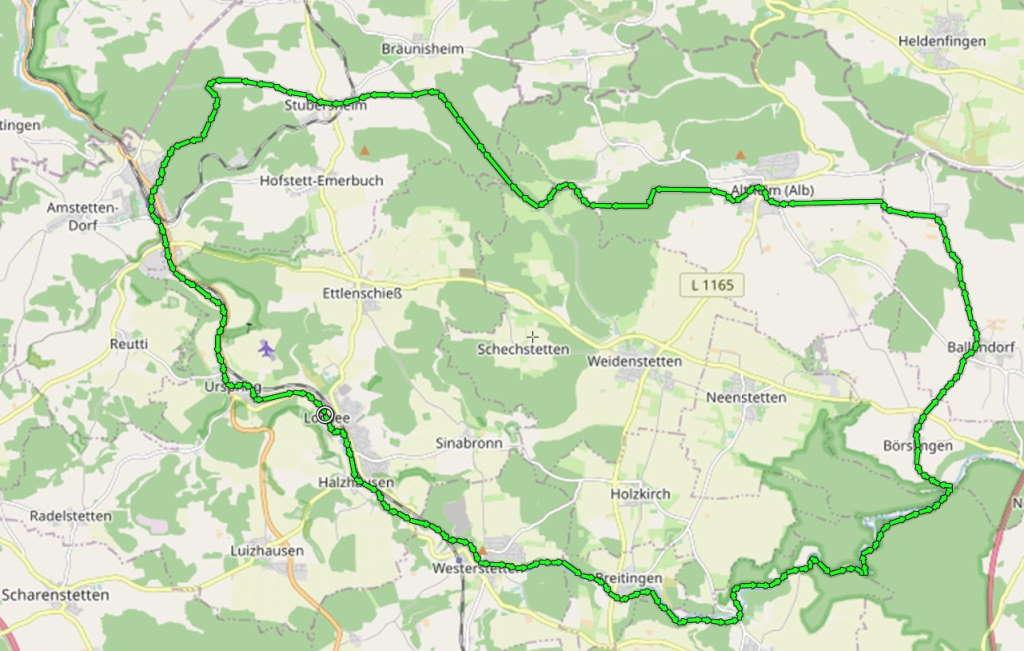 Alb-Donau-Kreis-Radtour 2