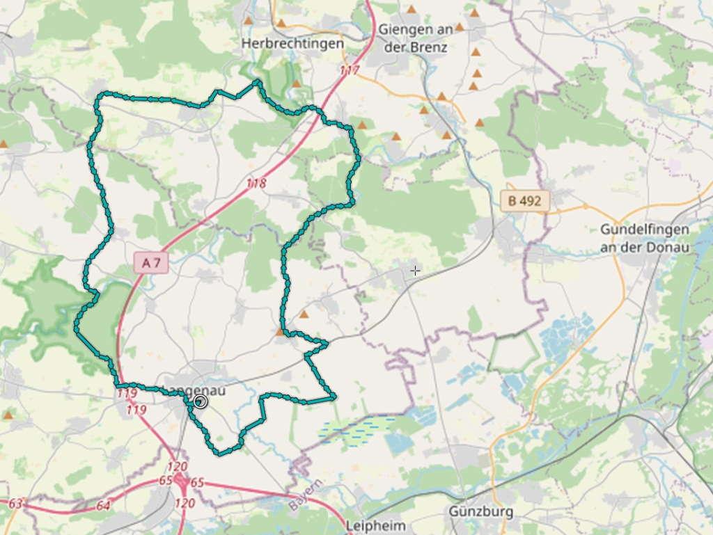 Alb-Donau-Kreis-Radtour 3