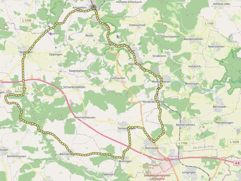 Alb-Donau-Kreis-Radtour 5