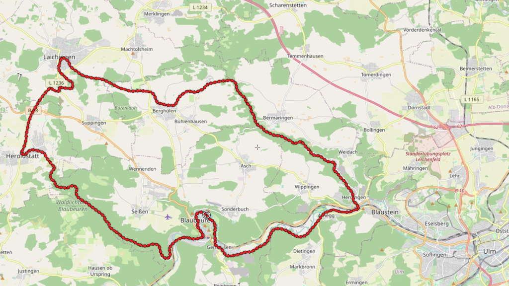 Alb-Donau-Kreis-Radtour 6
