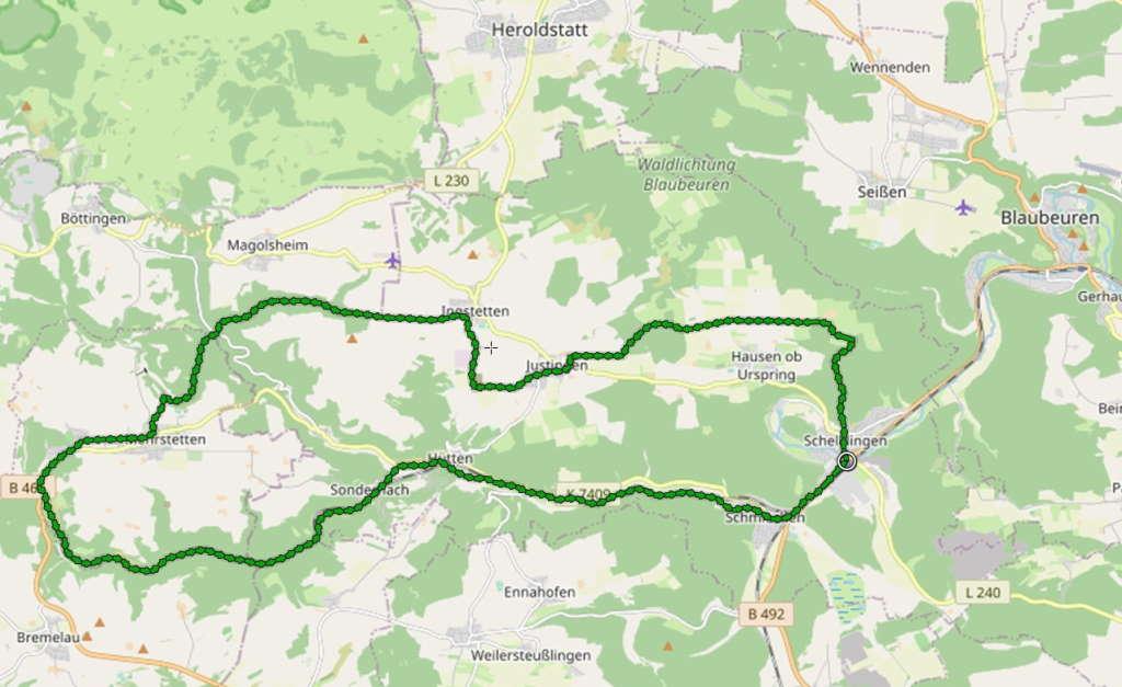 Alb-Donau-Kreis-Radtour 7