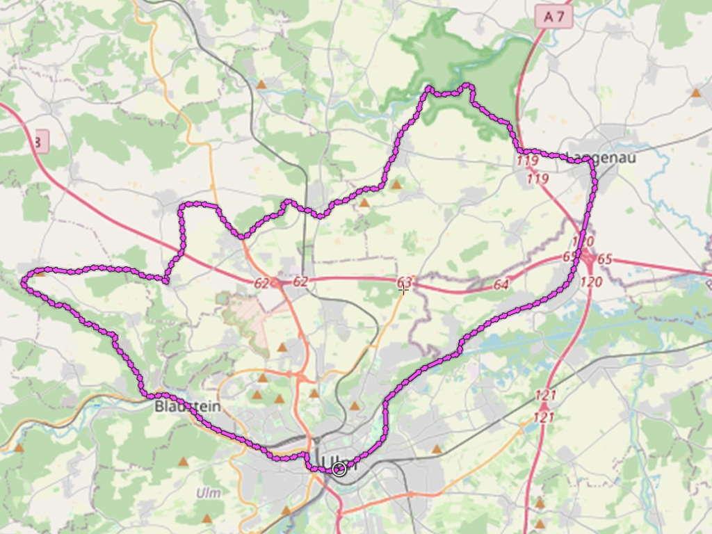 Alb-Donau-Kreis-Radtour 8
