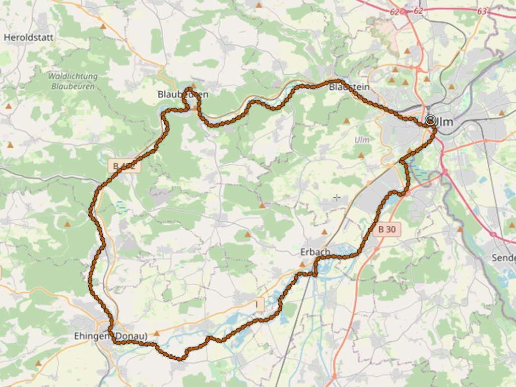Alb-Donau-Kreis-Radtour 9