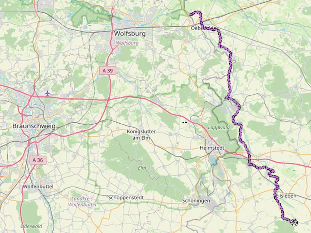 Aller-Radweg
