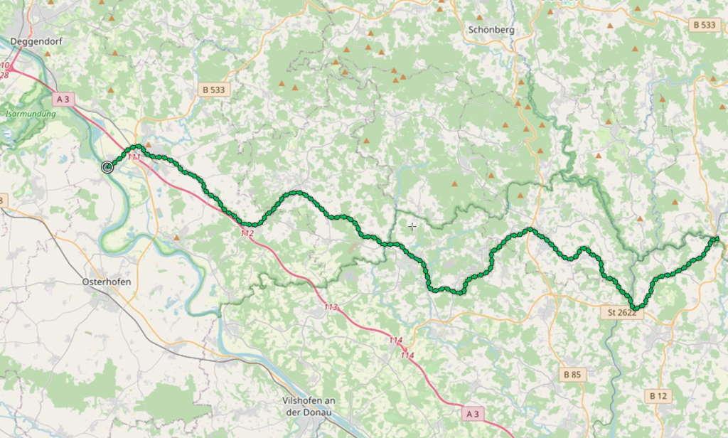 Donau-Ilz-Radweg