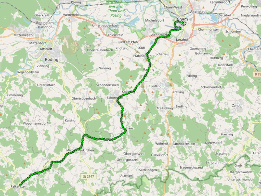 Festspiel-Radweg