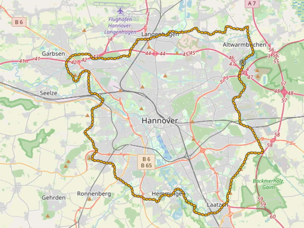 Grüner Ring Hannover