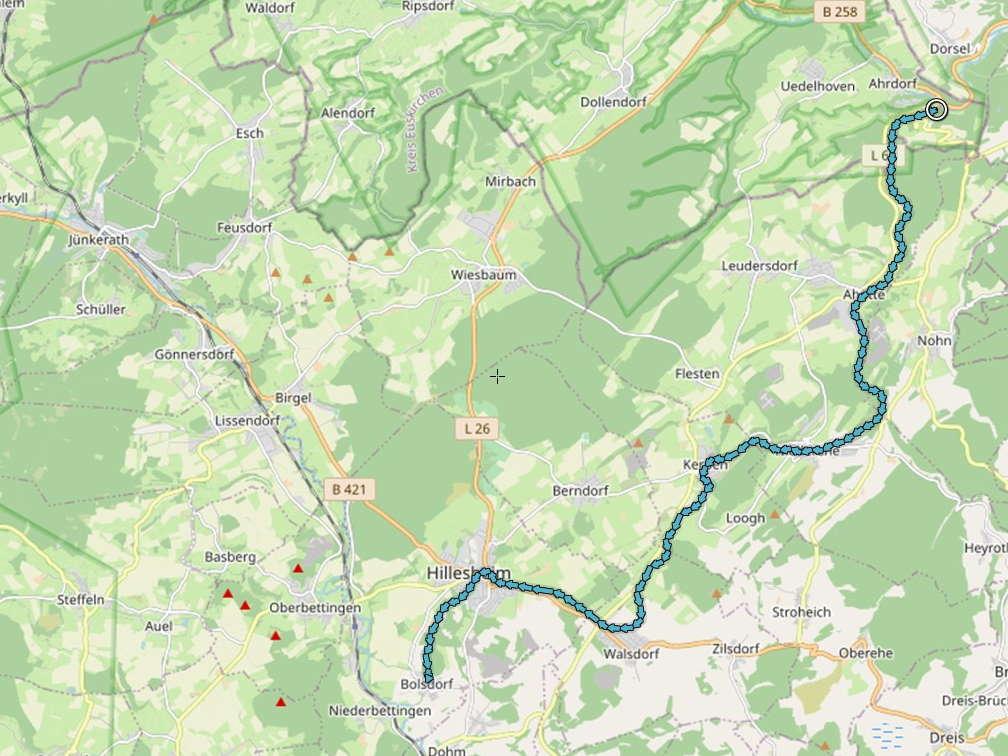 Kalkeifel Radweg