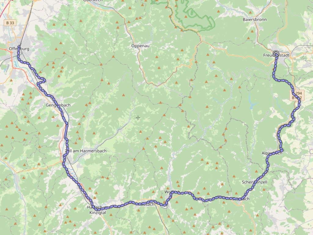 Kinzigtal-Radweg