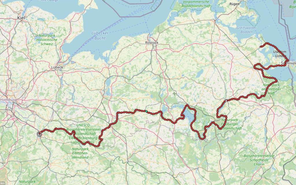 Mecklenburgische-Seen-Radweg