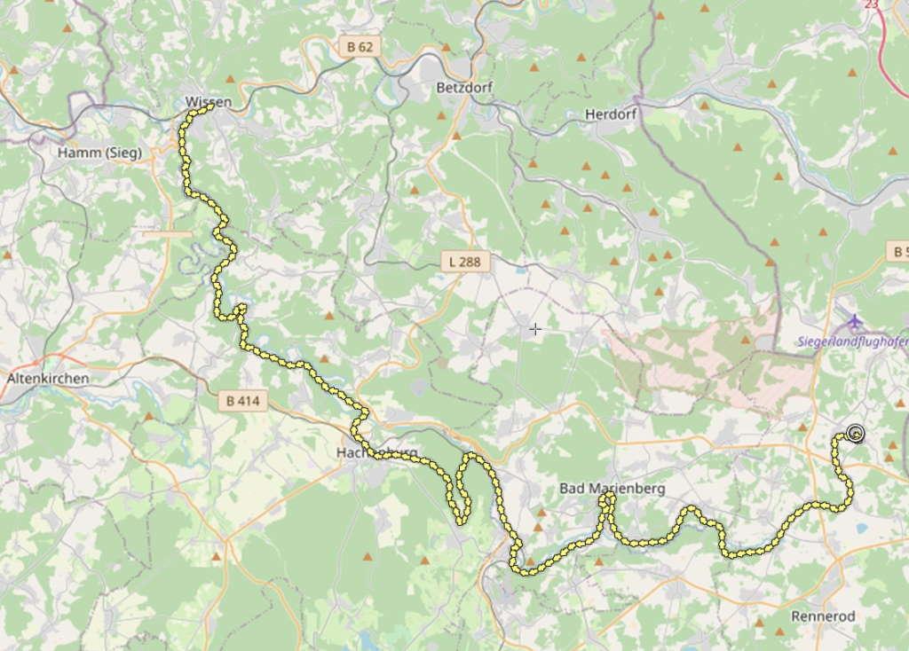 Nister-Radweg