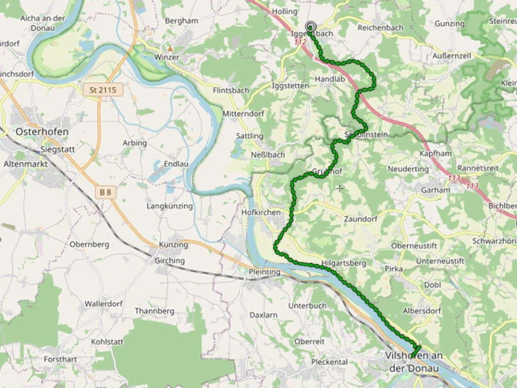 Ohetal-Radweg