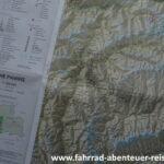 Pamir Highway Karte