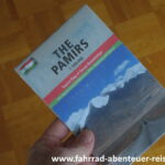 Pamir Highway Karte The Pamirs