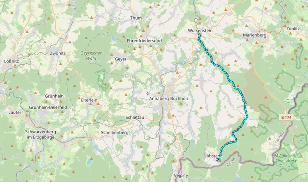 Preßnitztalradweg