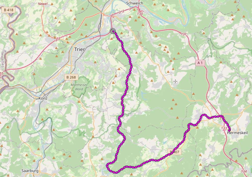 Ruwer-Hochwald-Radweg