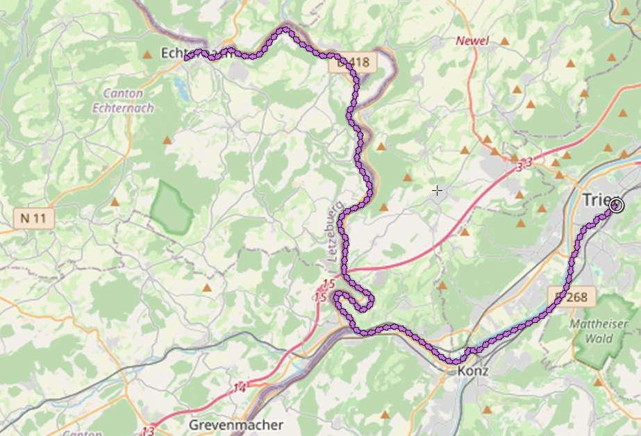 Sauer-Radweg