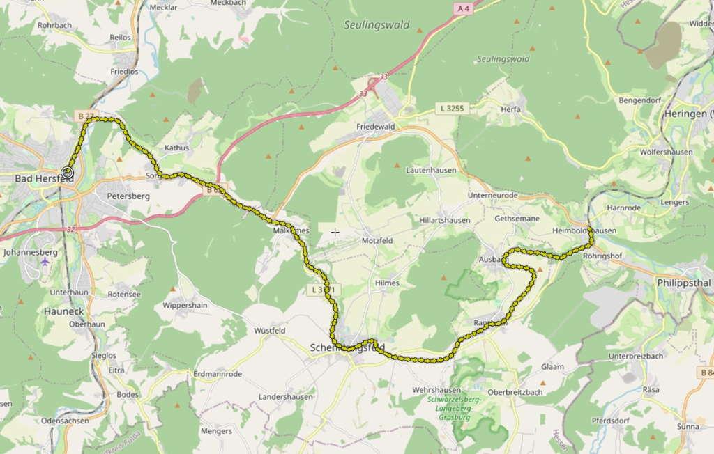 Solztal-Radweg