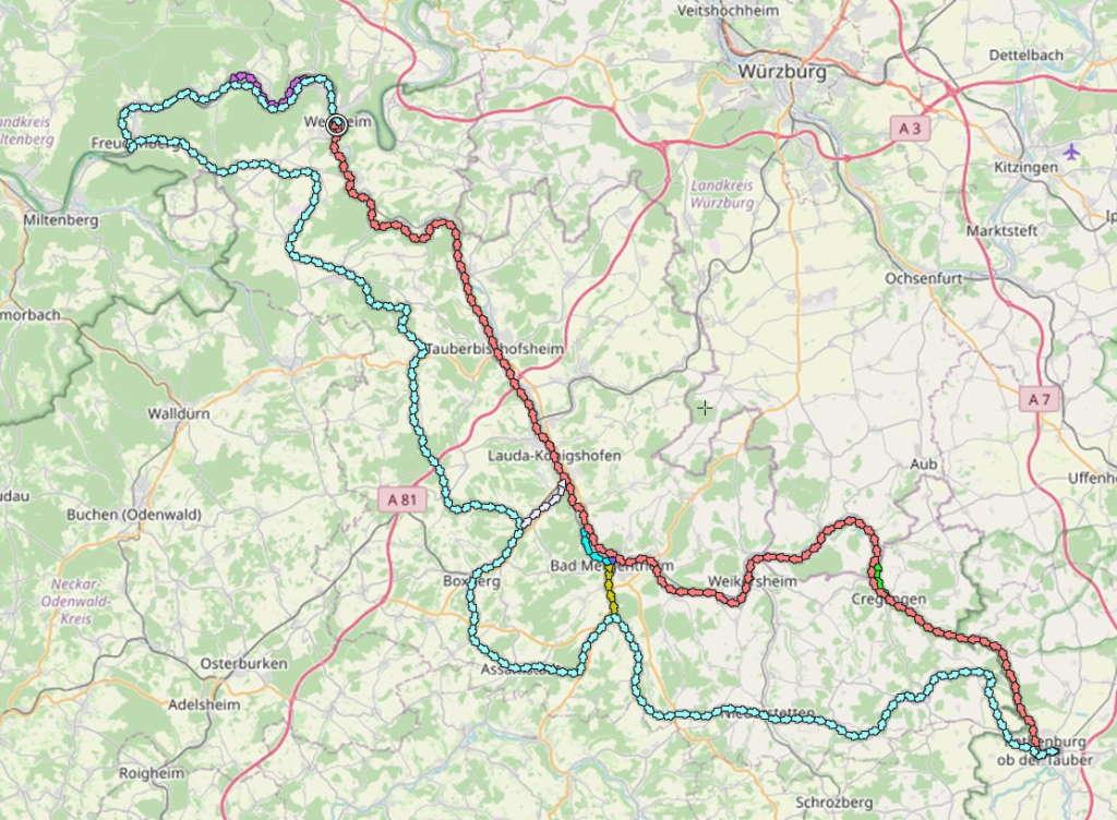 Taubertal-Rundweg