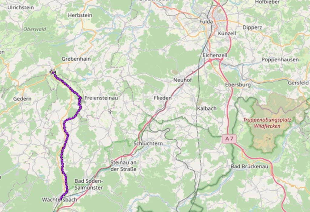 Vogelsberger Südbahnradweg