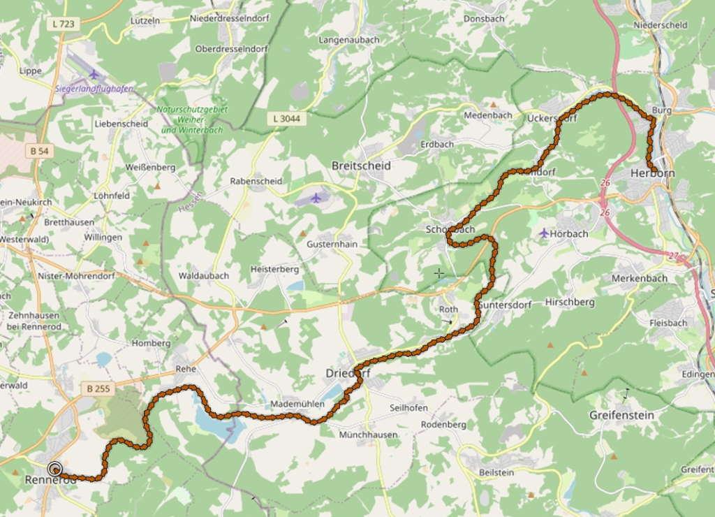 Westerwaldquerbahn-Radweg
