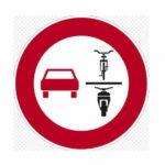 277.1 Verbot des Überholens von einspurigen Fahrzeugen