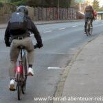 Kopfschmerzen vermeiden durch Radfahren