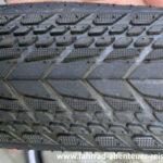 Fahrradreifen - Reifenprofil für Straße und leichtes Gelände