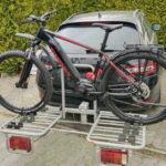 Fahrradträger für AHK - E-Bike Transport